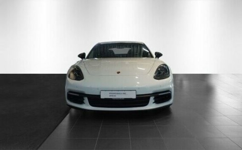 Porsche Panamera 3.0 V6 462CH 4 E-HYBRID EXECUTIVE Blanc occasion à Villenave-d'Ornon - photo n°4