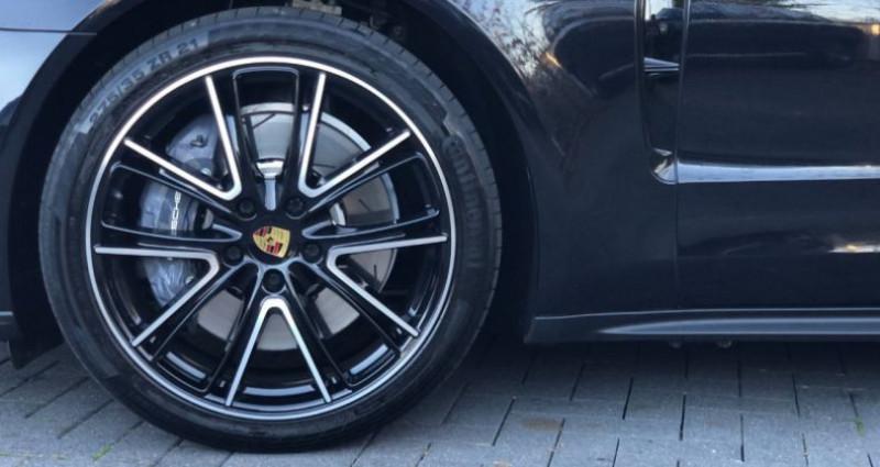 Porsche Panamera 3.0 V6 462CH 4 E-HYBRID Noir occasion à COLMAR - photo n°4