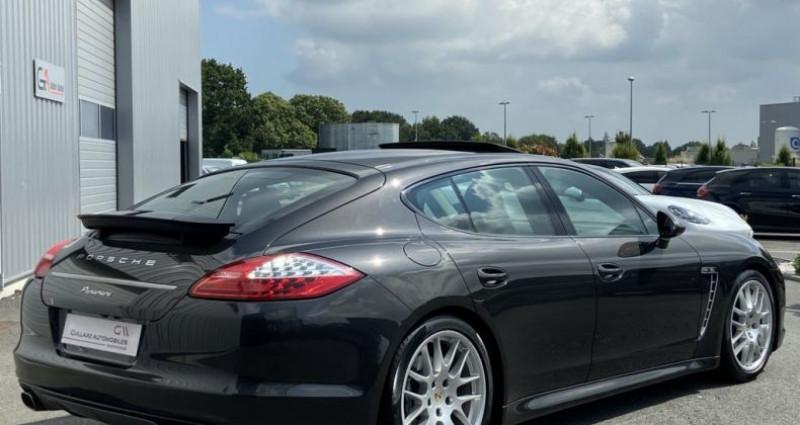 Porsche Panamera 3.0 V6 D 250ch PLATINIUM EDITION TIPTRONIC S Gris occasion à PLEUMELEUC - photo n°6