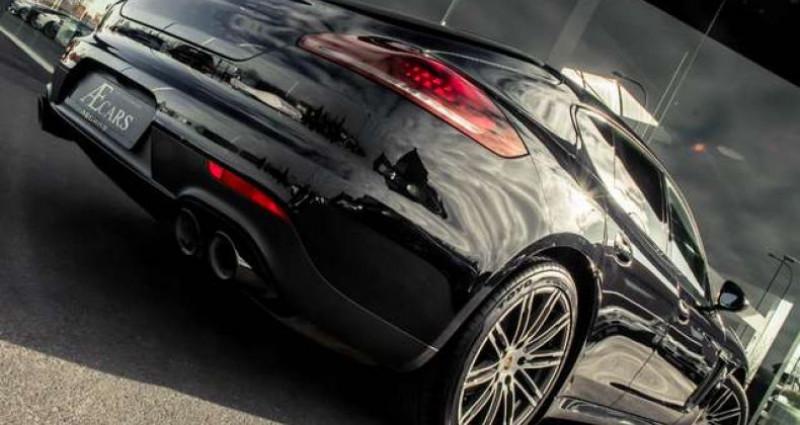 Porsche Panamera 3.0D - EDITION - AIR SUSPENSION - BOSE Noir occasion à IZEGEM - photo n°4