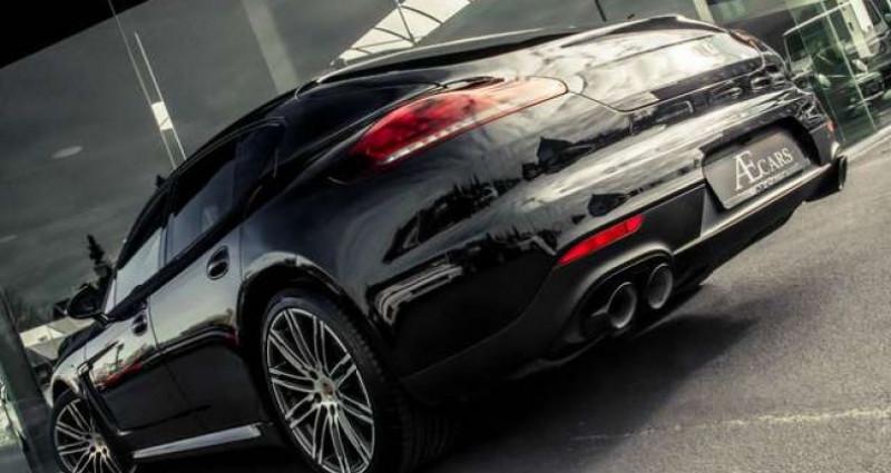 Porsche Panamera 3.0D - EDITION - AIR SUSPENSION - BOSE Noir occasion à IZEGEM - photo n°5