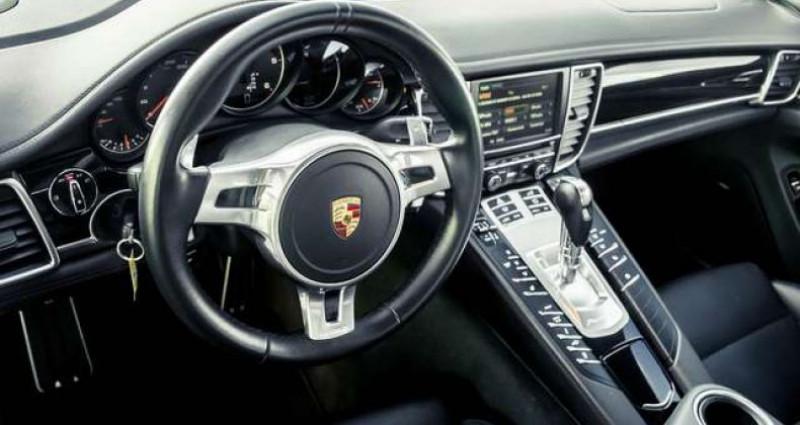Porsche Panamera 3.0D - EDITION - AIR SUSPENSION - BOSE Noir occasion à IZEGEM - photo n°6