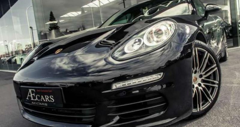 Porsche Panamera 3.0D - EDITION - AIR SUSPENSION - BOSE Noir occasion à IZEGEM