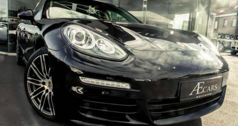 Porsche Panamera 3.0D - EDITION - AIR SUSPENSION - BOSE Noir occasion à IZEGEM - photo n°2