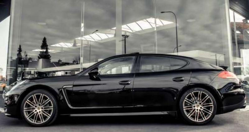 Porsche Panamera 3.0D - EDITION - AIR SUSPENSION - BOSE Noir occasion à IZEGEM - photo n°3