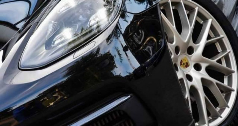 Porsche Panamera 4 2.9 V6 BI-TURBO PDK 10 YEARS EDITION Noir occasion à Jabbeke - photo n°7