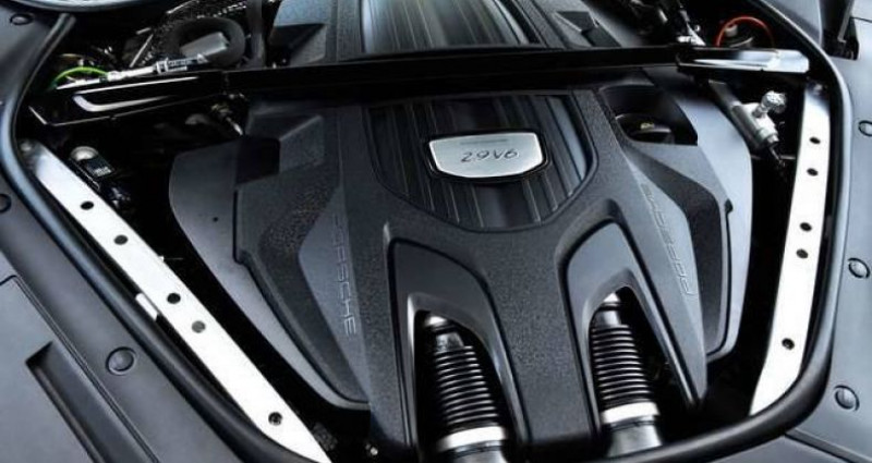 Porsche Panamera 4 2.9 V6 BI-TURBO PDK 10 YEARS EDITION Noir occasion à Jabbeke - photo n°6