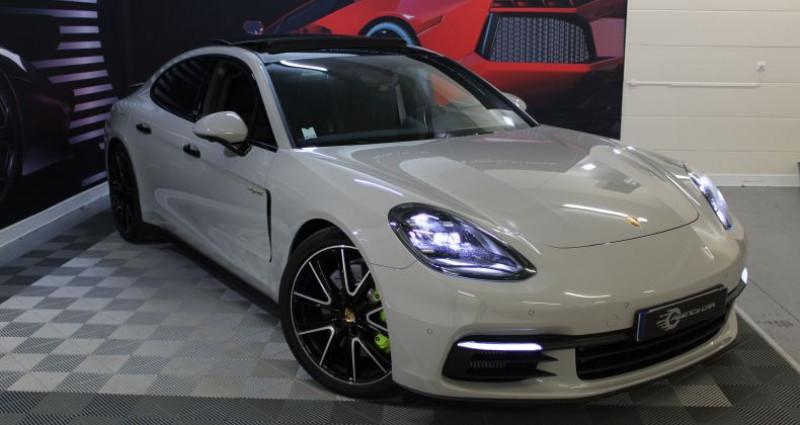 Porsche Panamera 4 462ch E-Hybrid 1999?/Mois Gris occasion à COIGNIERES - photo n°2