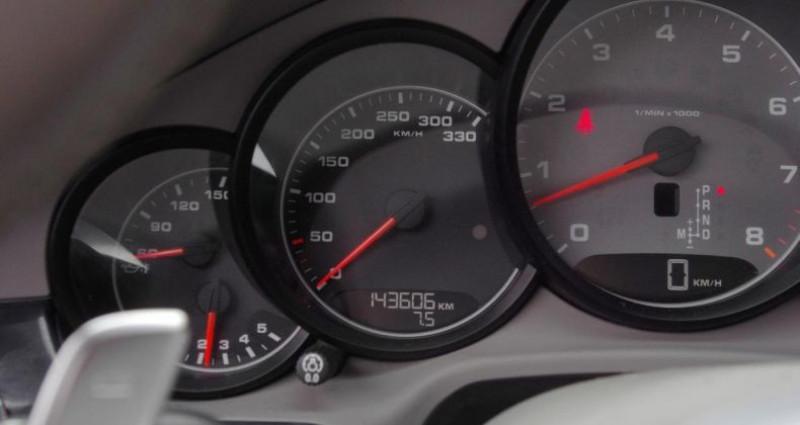 Porsche Panamera 4.8 V8 400 4S PDK Noir occasion à Chambourcy - photo n°5