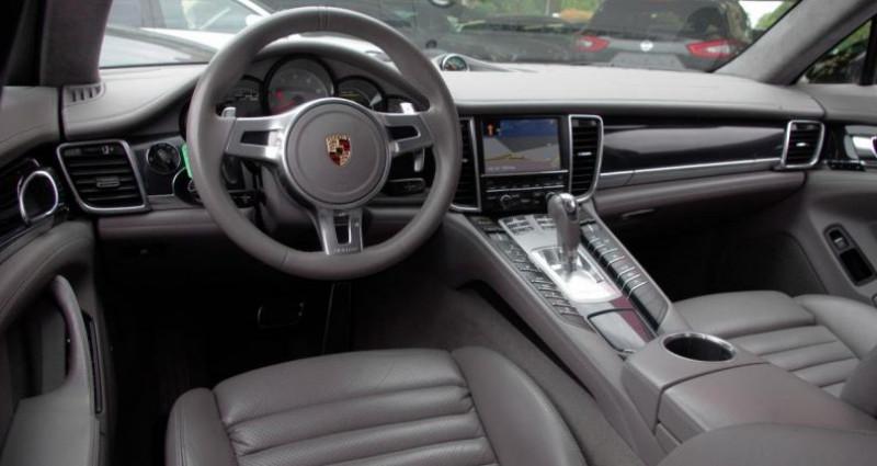 Porsche Panamera 4.8 V8 400 4S PDK Noir occasion à Chambourcy - photo n°2