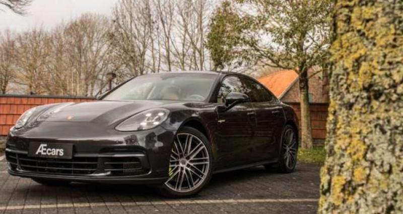 Porsche Panamera 4 - E-HYBRID - 1 OWNER - BELGIAN CAR Gris occasion à IZEGEM - photo n°4