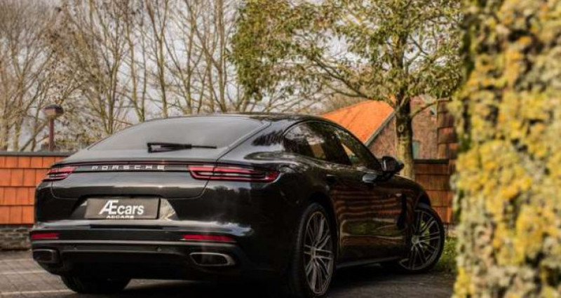 Porsche Panamera 4 - E-HYBRID - 1 OWNER - BELGIAN CAR Gris occasion à IZEGEM - photo n°7