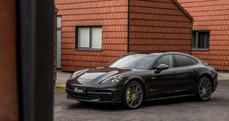 Porsche Panamera 4 - E-HYBRID - 1 OWNER - BELGIAN CAR Gris occasion à IZEGEM - photo n°6