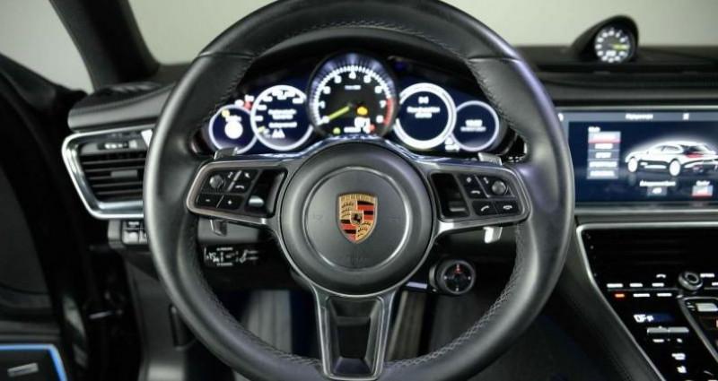 Porsche Panamera 4 E-HYBRID Gris occasion à Paris - photo n°7