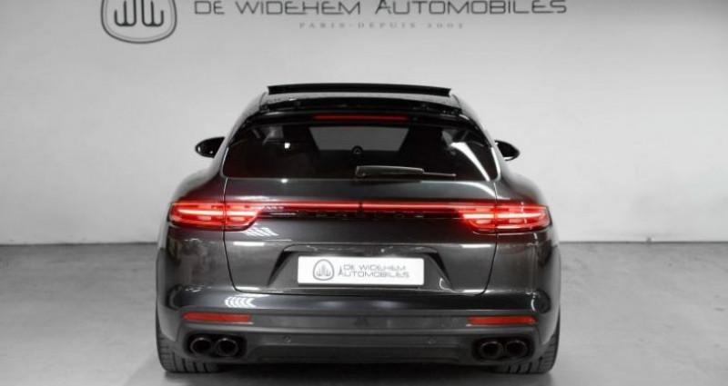 Porsche Panamera 4 E-HYBRID Gris occasion à Paris - photo n°5