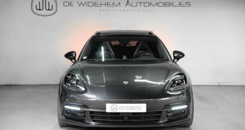 Porsche Panamera 4 E-HYBRID Gris occasion à Paris - photo n°4