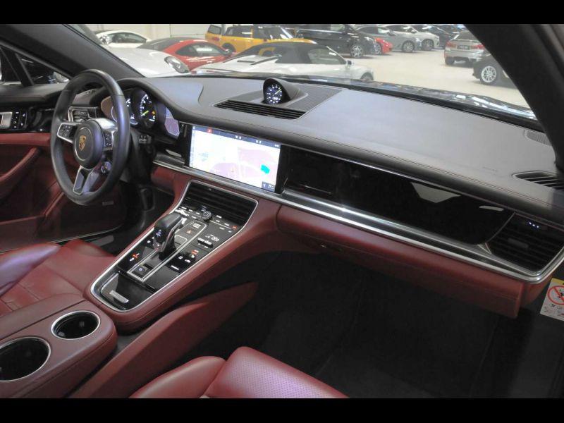 Porsche Panamera 4 E-Hybrid Noir occasion à BEAUPUY - photo n°7