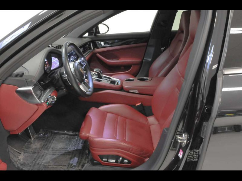 Porsche Panamera 4 E-Hybrid Noir occasion à BEAUPUY - photo n°5