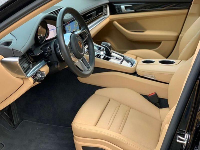 Porsche Panamera 4 E-Hybrid Noir occasion à BEAUPUY - photo n°2