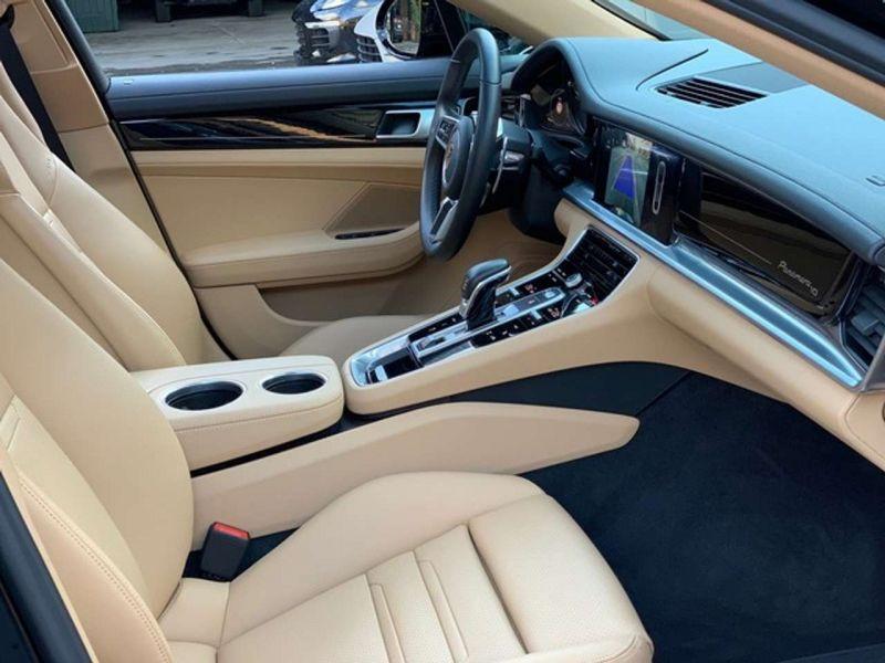 Porsche Panamera 4 E-Hybrid Noir occasion à BEAUPUY - photo n°4