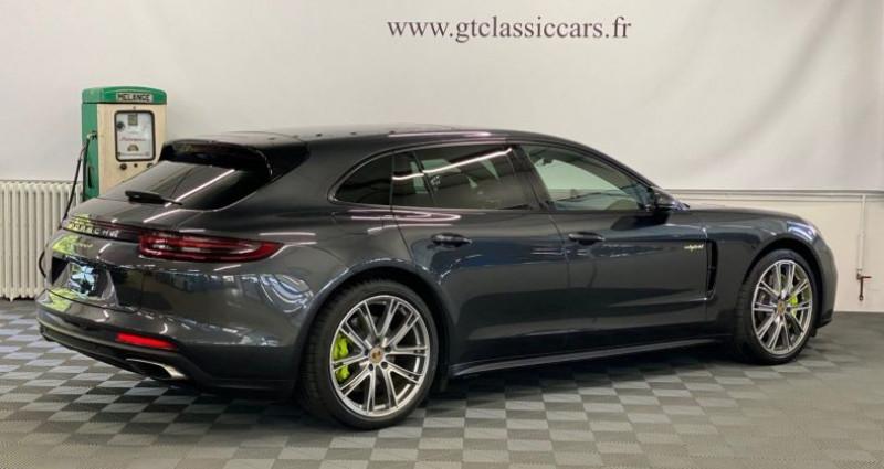Porsche Panamera 4 Hybride - GTC109 Gris occasion à LA COUTURE BOUSSEY - photo n°6