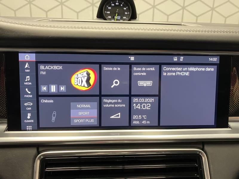 Porsche Panamera 4 V6 3.0 462 Hybrid Sport Turismo Edition 10 ans PDK Gris occasion à Lormont - photo n°2