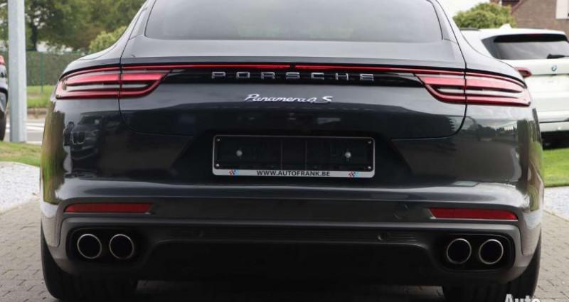 Porsche Panamera 4S - DIESEL - KOELZETELS - CHRONO - MATRIX - PASM Gris occasion à Kruisem - photo n°5