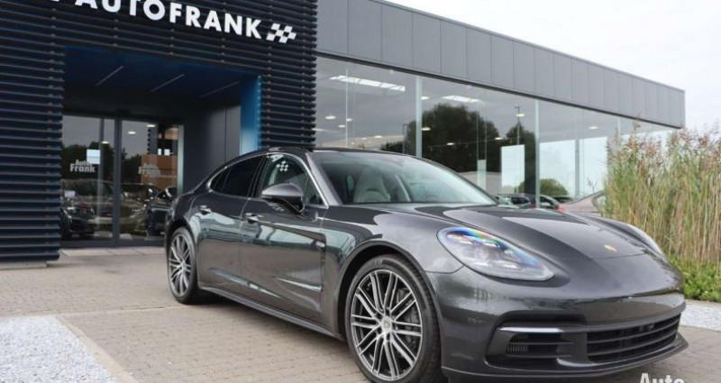 Porsche Panamera 4S - DIESEL - KOELZETELS - CHRONO - MATRIX - PASM Gris occasion à Kruisem