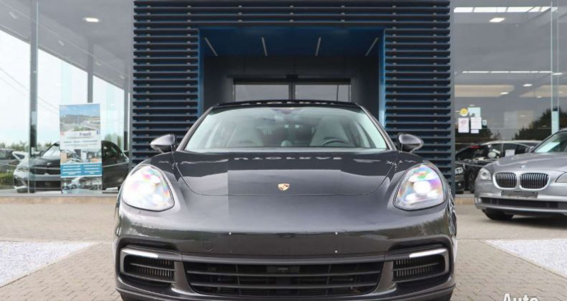 Porsche Panamera 4S - DIESEL - KOELZETELS - CHRONO - MATRIX - PASM Gris occasion à Kruisem - photo n°2