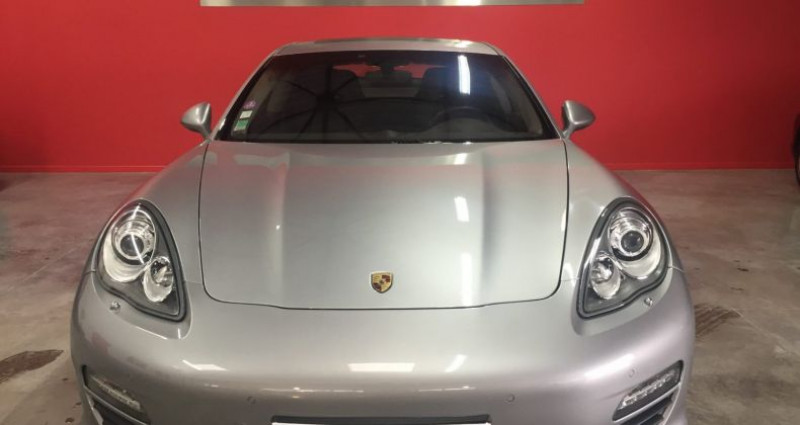 Porsche Panamera 4s V8 Gris occasion à SAINT ANDRE DE CORCY - photo n°2