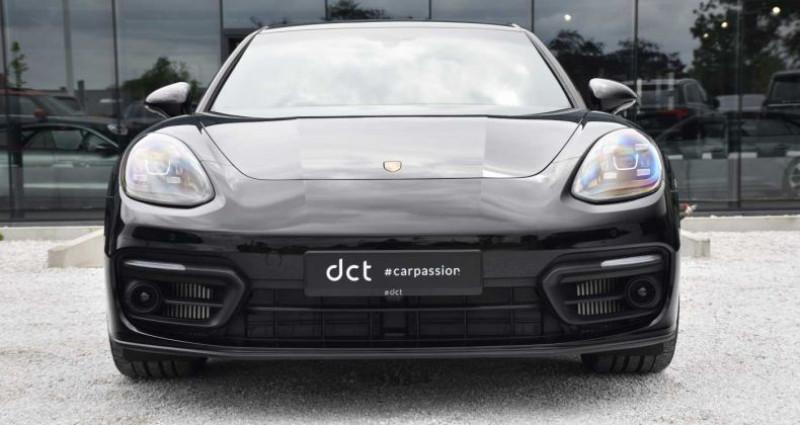 Porsche Panamera Hybr50Co2 BOSE Pano 21'Alu ActiveCruise Noir occasion à Wielsbeke - photo n°2