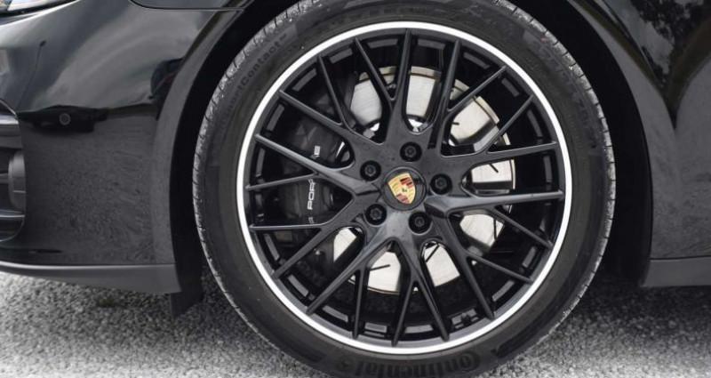 Porsche Panamera Hybr50Co2 BOSE Pano 21'Alu ActiveCruise Noir occasion à Wielsbeke - photo n°4
