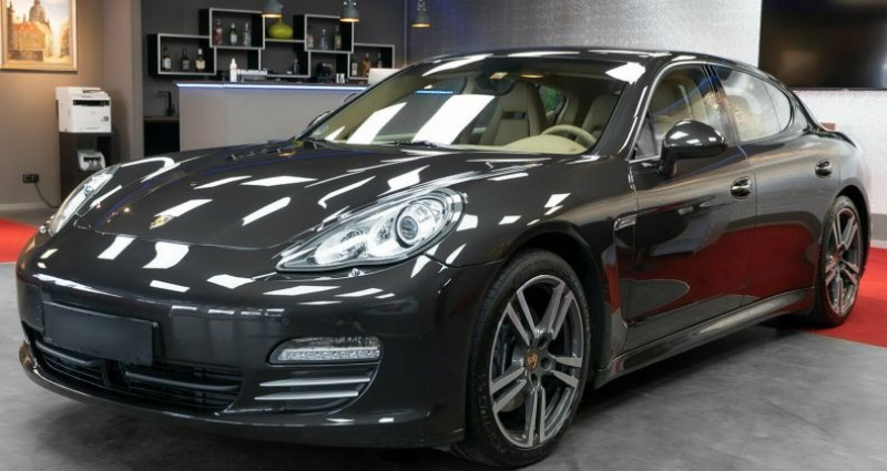 Porsche Panamera I (970) 3.6 V6 PDK Gris occasion à Boulogne-Billancourt