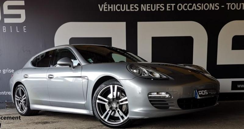 Porsche Panamera I (970) 4S PDK Gris occasion à Diebling