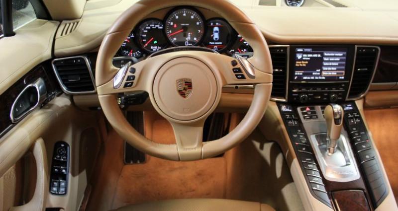 Porsche Panamera I (970) 4S V6 3.0 420ch PDK Marron occasion à COIGNIERES - photo n°7