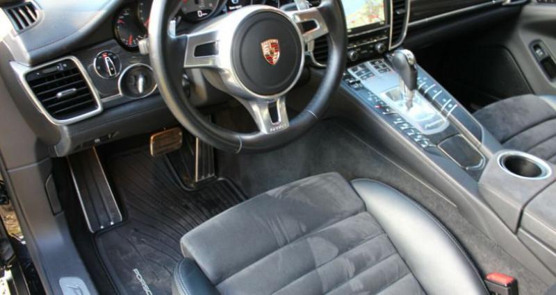 Porsche Panamera I (970) GTS PDK Noir occasion à Boulogne-Billancourt - photo n°7