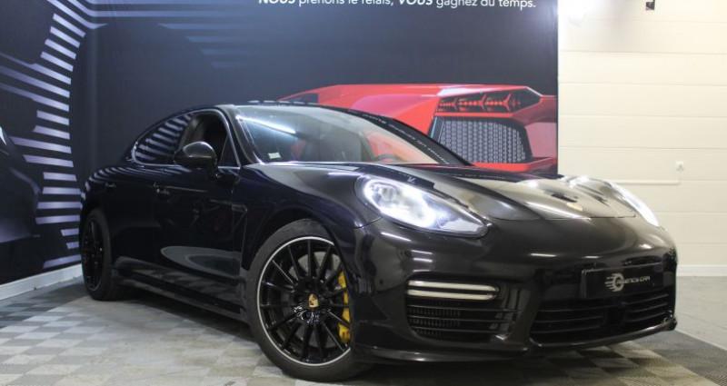 Porsche Panamera I (970) Turbo S Executive Noir occasion à COIGNIERES