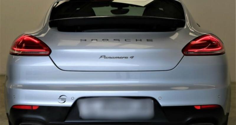 Porsche Panamera II (970) 4 Gris occasion à Boulogne-Billancourt - photo n°5