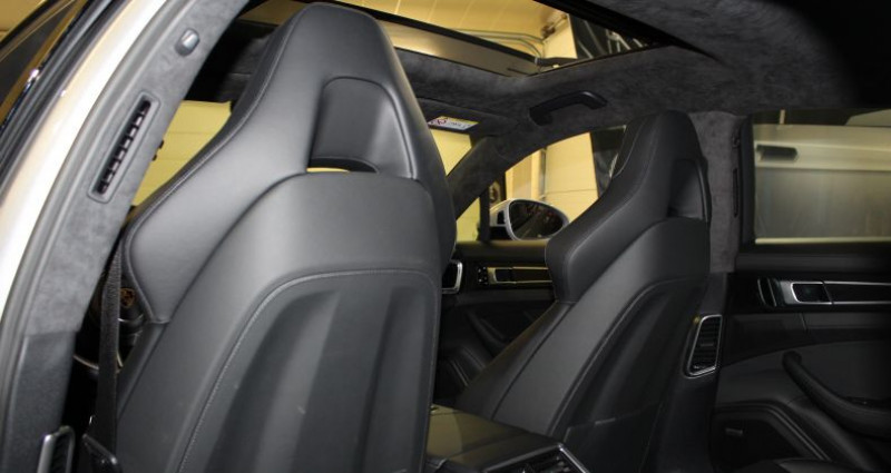 Porsche Panamera II 4.0 V8 GTS 460 1780?/mois Gris occasion à COIGNIERES - photo n°7