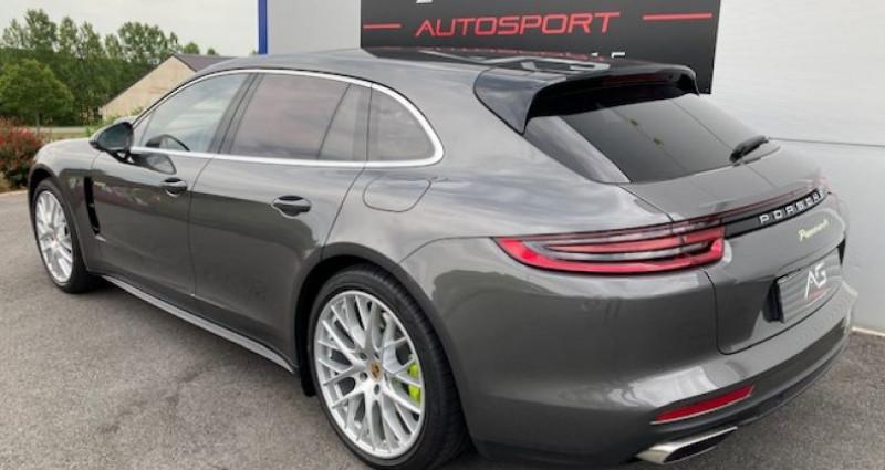 Porsche Panamera II Hybride Tourismo  occasion à CRAC'H - photo n°4