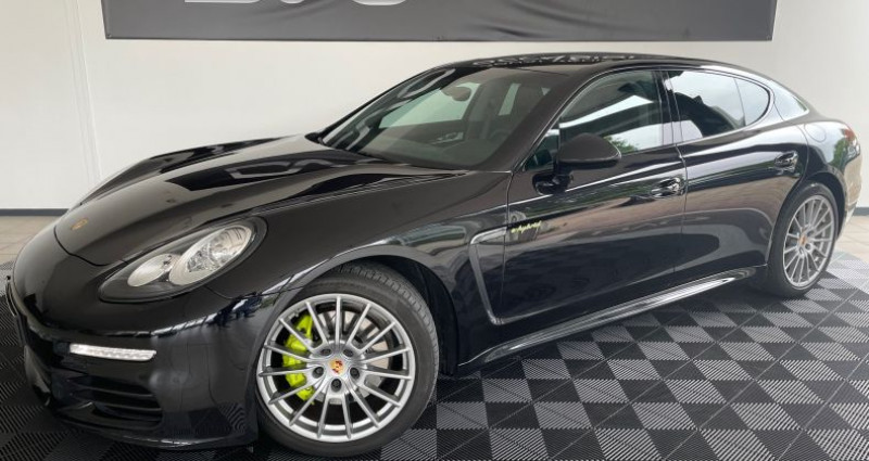 Porsche Panamera II SE-HYBRID 20CV Noir occasion à DOUAI