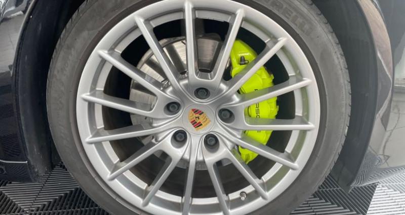 Porsche Panamera II SE-HYBRID 20CV Noir occasion à DOUAI - photo n°3