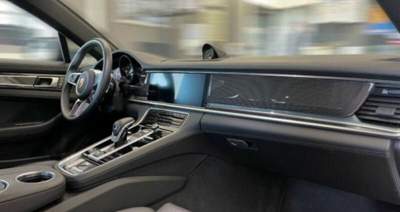 Porsche Panamera Panamera 4 E-Hybrid Gris occasion à Mudaison - photo n°7