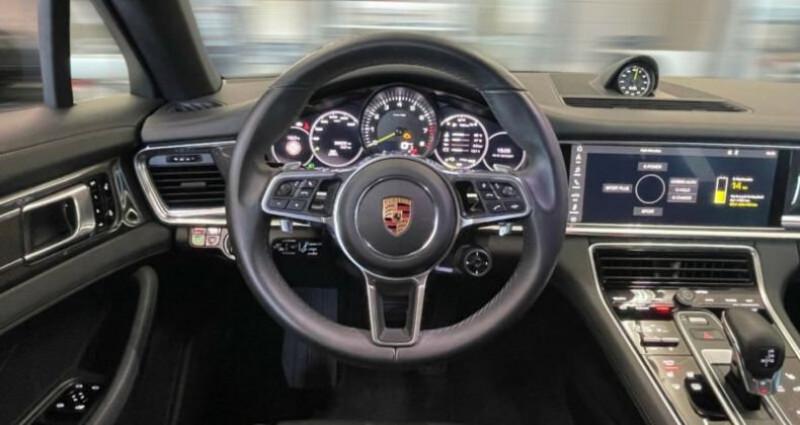 Porsche Panamera Panamera 4 E-Hybrid Gris occasion à Mudaison - photo n°6