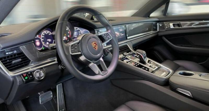 Porsche Panamera Panamera 4 E-Hybrid Gris occasion à Mudaison - photo n°5