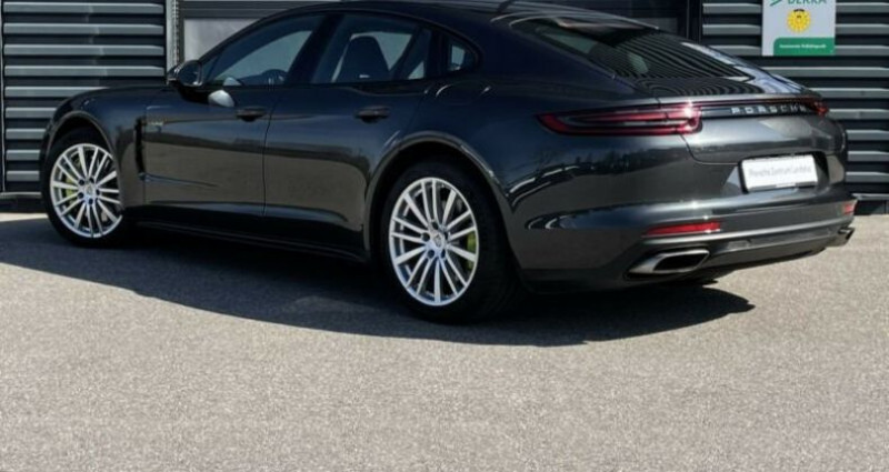 Porsche Panamera Panamera 4 E-Hybrid Gris occasion à Mudaison - photo n°2