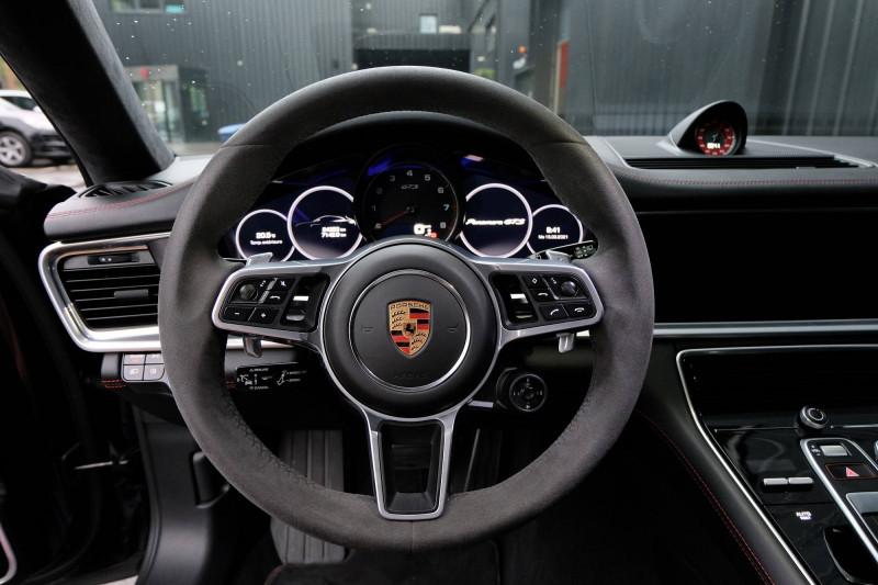 Porsche Panamera Panamera V8 4.0 460 PDK GTS Sport Turismo 5p Bleu occasion à Seynod - photo n°18