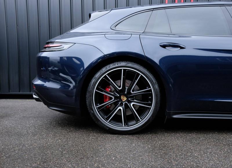 Porsche Panamera Panamera V8 4.0 460 PDK GTS Sport Turismo 5p Bleu occasion à Seynod - photo n°3
