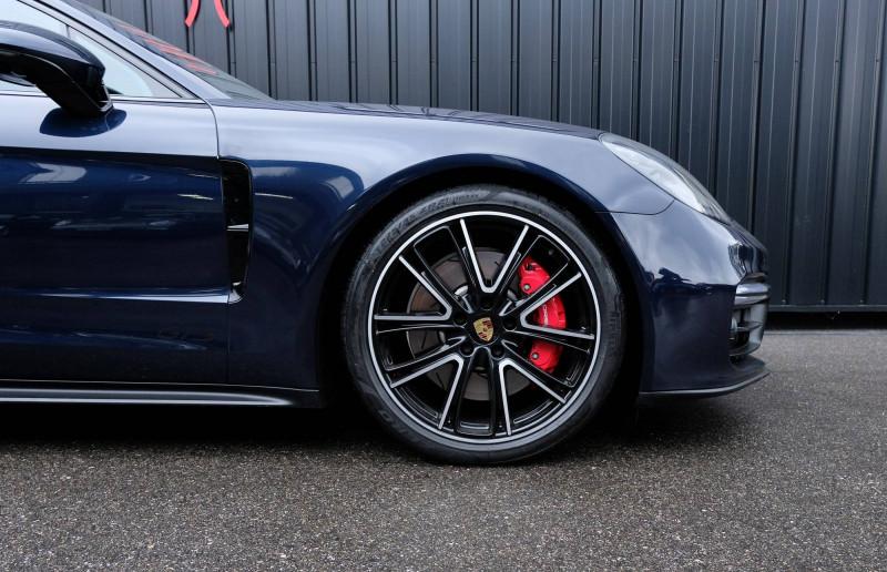 Porsche Panamera Panamera V8 4.0 460 PDK GTS Sport Turismo 5p Bleu occasion à Seynod - photo n°4