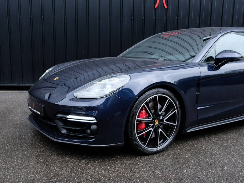 Porsche Panamera Panamera V8 4.0 460 PDK GTS Sport Turismo 5p Bleu occasion à Seynod - photo n°7